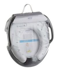 Jane Soft Toilet Seat Adaptor with Handles