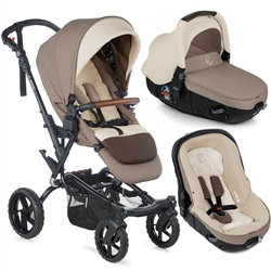 Jane Crosswalk R + Matrix Travel System, Bronze