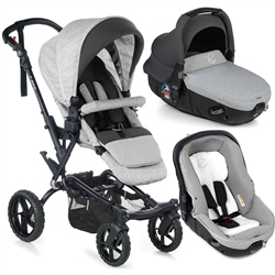 Jane Crosswalk R + Matrix Travel System, Tech Mouse