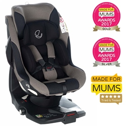 Jane Ikonic 360-Rotating iSize Car Seat