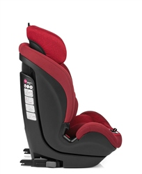 Be Cool Flow, Group 1/2/3 Isofix Car Seat (Option: Icebreaker)