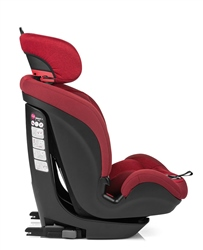 Be Cool Flow, Group 1/2/3 Isofix Car Seat (Option: Be Galaxy)