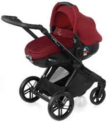 Jane Muum + Matrix Travel System, Red Being