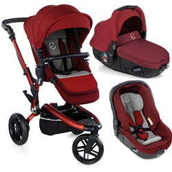 Jane Trider + Matrix Travel System, Red Being
