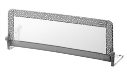 Jane Foldable Bed Rail for Compact Beds,150 x 58 cm (Option: Star)