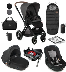 Jane Muum 10 Piece Matrix Travel System Bundle