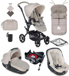 Jane Epic 10 Piece Matrix Travel System Bundle
