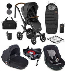 Jane Crosswalk 10 Piece Matrix Travel System Bundle