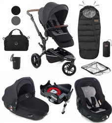 Jane Trider 10 Piece Matrix Travel System, Bundle