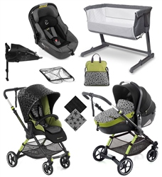 Jane Minnum Sport Travel System & Nursery Bundle