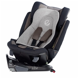Jane Groowy + Nest iSize Car Seat (Option: Jet Black)