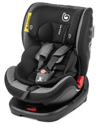 Be Cool Pivot 360° Group 0+/1/2/3 Car Seat
