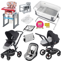 Jane Rider Matrix Travel & Nursery Bundle