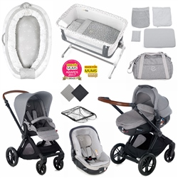 Jane Muum Matrix Nursery & Travel System Bundle
