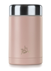 Jane Stainless Steel Flask for Baby Food 450cc (Option: Boho Pink)