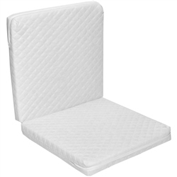 Jane Pack of 2 Fitted Sheets for Cots