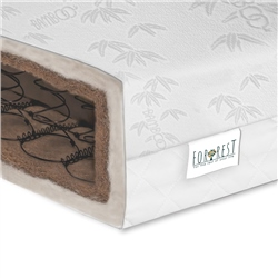 For Rest 2in1 Coconut Wool Sprung Mattress