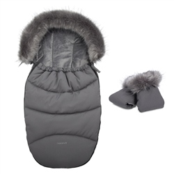 Noordi Footmuff / Sleeping bag & Handlebar Mitts Set