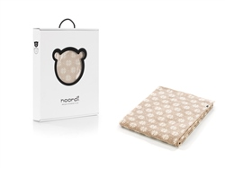 Noordi SUN Cotton Blanket, Cream