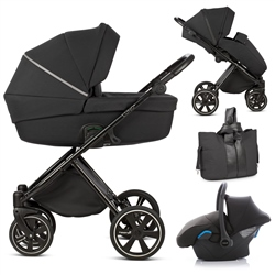 Noordi Luno 3in1 Travel System, Midnight