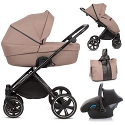 Noordi Luno 3in1 Travel System, Pine Cone