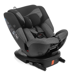 Be Cool Saturn 360º Group 0+/1/2/3 Car Seat
