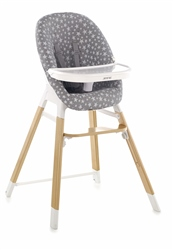 Jane Wooddy Evoltionary Highchair