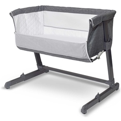 Johnston Prams Cozi Sleeper Bedside Crib