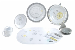 Jane Crockery Set with Thermal Dish, Busybears