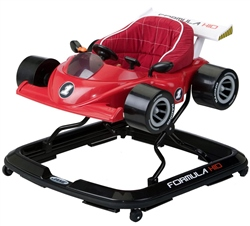 Jane Formula 1 Car Baby Walker