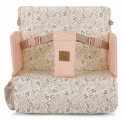 Jane 2-in-1 Highchair Booster Seat & Baby Bag
