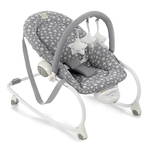 Jane Evolution Musical Rocker & Toddler chair  - Click to view larger image