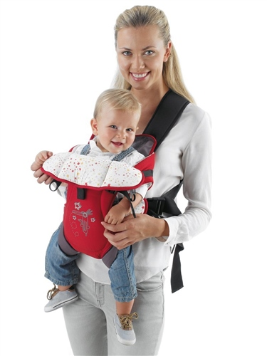 Travel baby carrier, 2018  - Click to view larger image