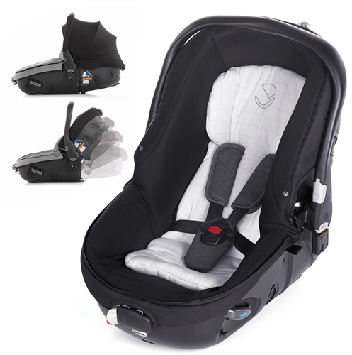 Jane Matrix Light 2 Group 0/0+ Lie-flat Car Seat  - Click to view larger image