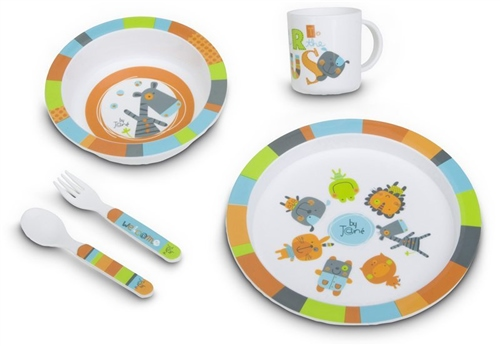 Microwave Crockery Set  - Click to view larger image
