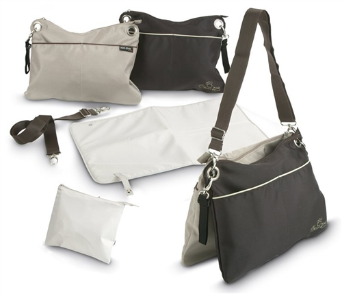 Jane Twin Mama Pram Bags  - Click to view larger image