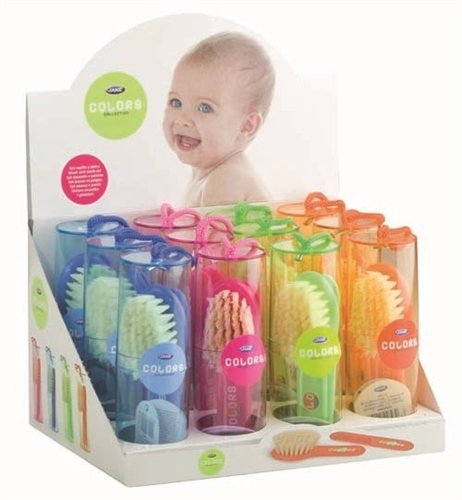 Brush and Comb POS Display Pack  - Click to view larger image