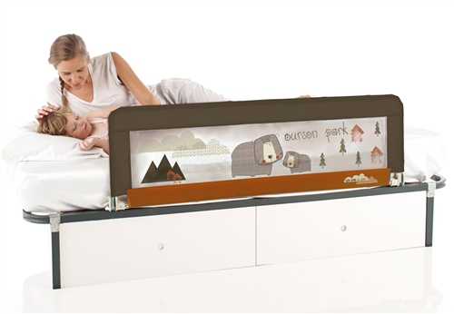 Foldable Bed Rail & Carry Bag,130cm  - Click to view larger image