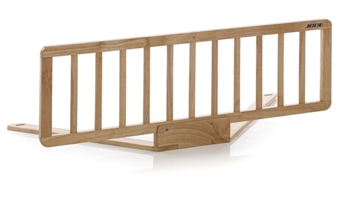 Wooden Bed Rail  - Click to view larger image