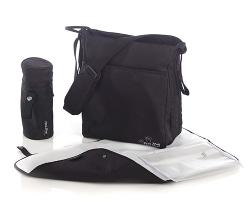 Changing Bag with Thermal Bottle Holder   - Click to view larger image