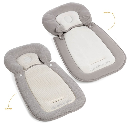Jane Multi-purpose Cushioned & Reversible Memory Foam Pad  - Click to view larger image