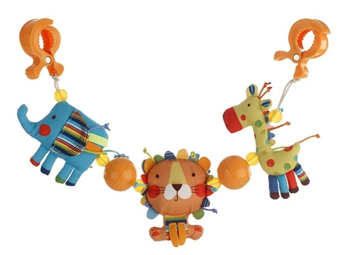 Jane - String of Activity toys