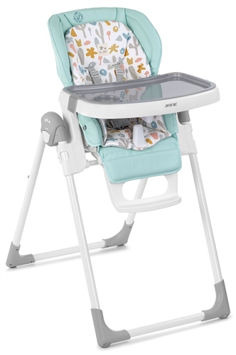 Mila Leatherette Highchair  - Click to view larger image
