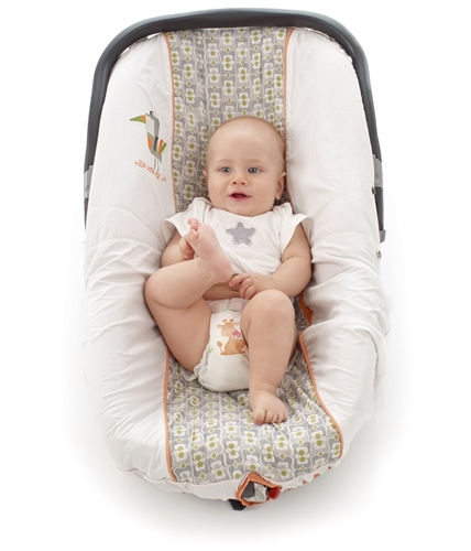 Universal Infant Car Seat Cover  - Click to view larger image