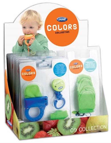 Anti-Choking Feeder POS Display Pack  - Click to view larger image