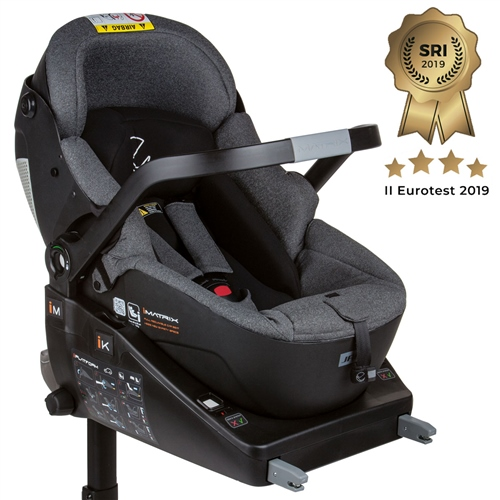 Jane iMatrix iSize Car Seat with iPlatform Base  - Click to view larger image