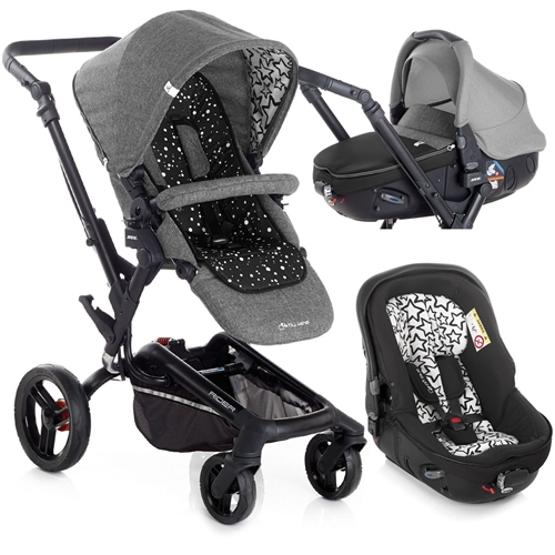 Rider + Matrix Travel System, Cosmos  - Click to view larger image