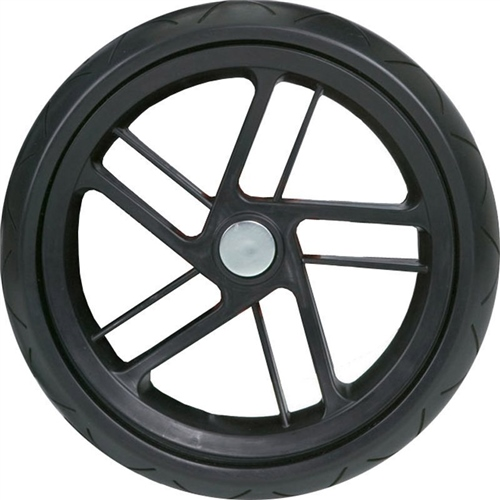 Trider Wheel with PU tyre  - Click to view larger image