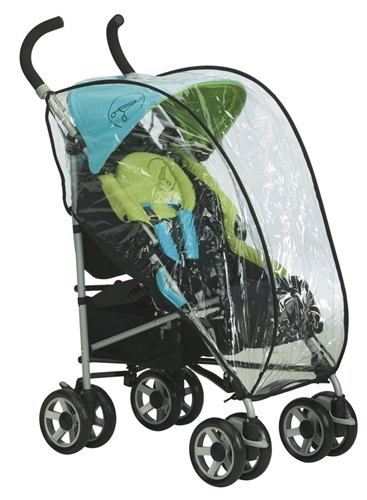 Raincover for umbrella stroller  - Click to view larger image