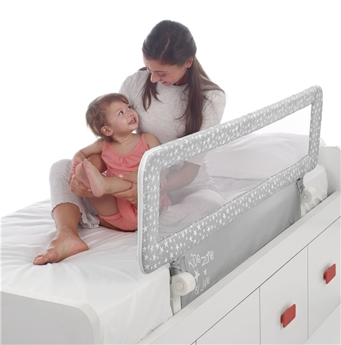 Foldable Bed Rail for Compact Beds,150 x 55cm  - Click to view larger image